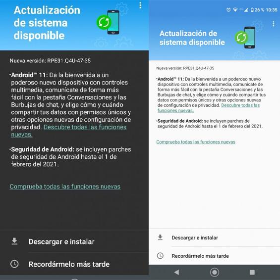 انتشار اندروید 11 برای گوشی موتورولا G8 Power