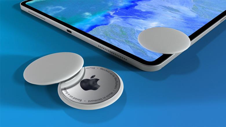 airtags جدید اپل