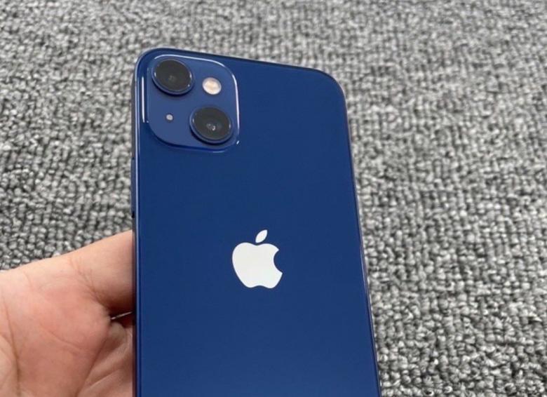 iPhone 13 mini رنگ آبی