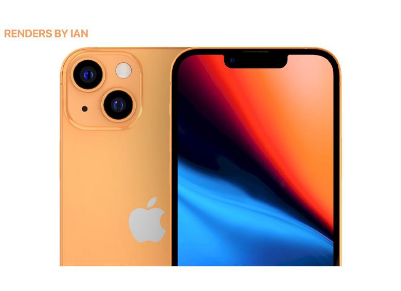رنگ جدید iPhone 13