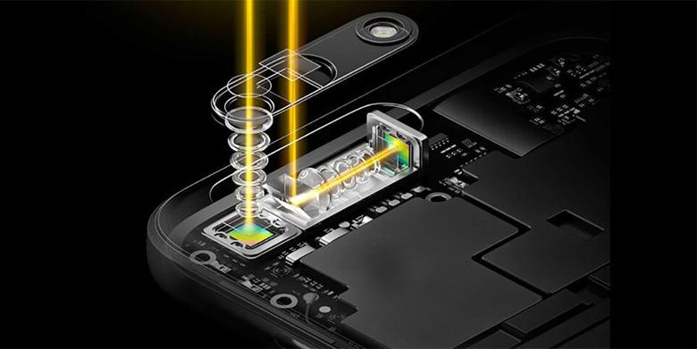 لنز پریسکوپی در گوشی های آیفون 2023