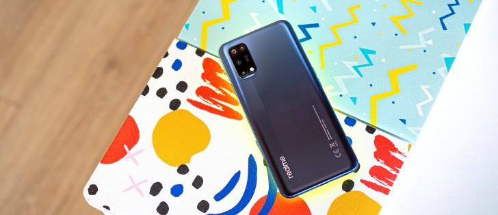 گوشی Realme 7 5G با نمایشگر IPS LCD