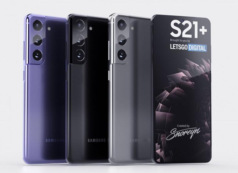 سری Galaxy s21
