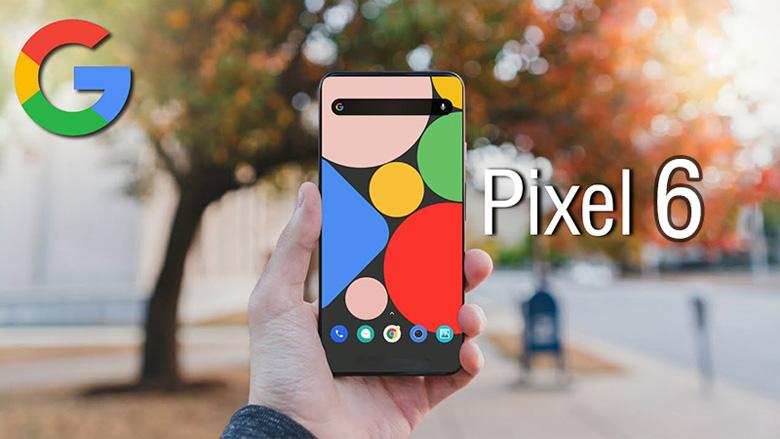 گوشی گوگل مدل پیکسل 6