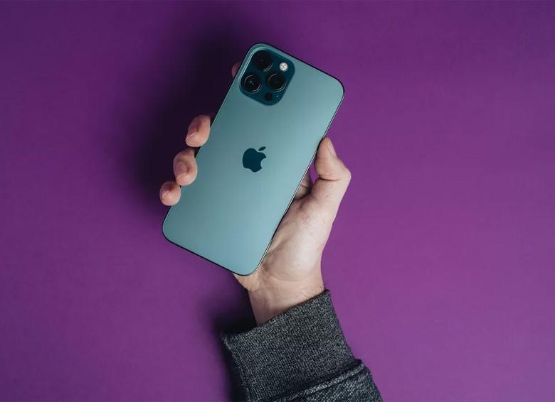 گوشی موبایل آیفون 12 پرومکس