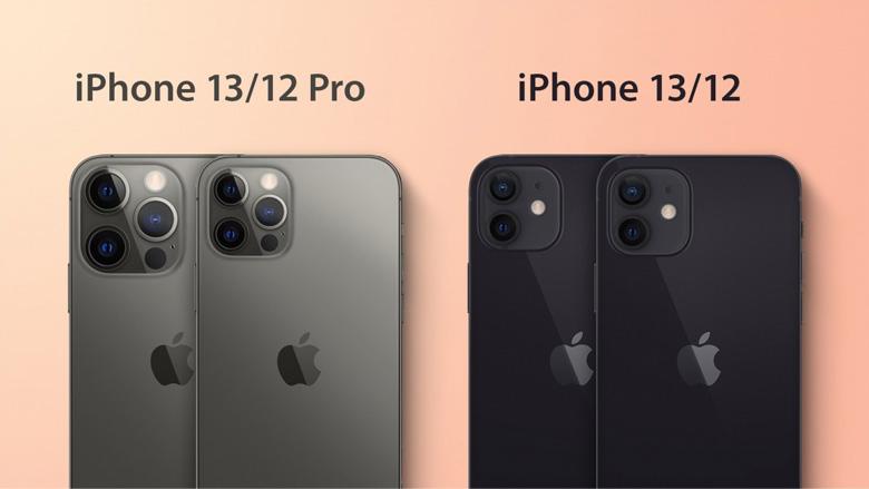 برآمدگی دوربین iPhone 13