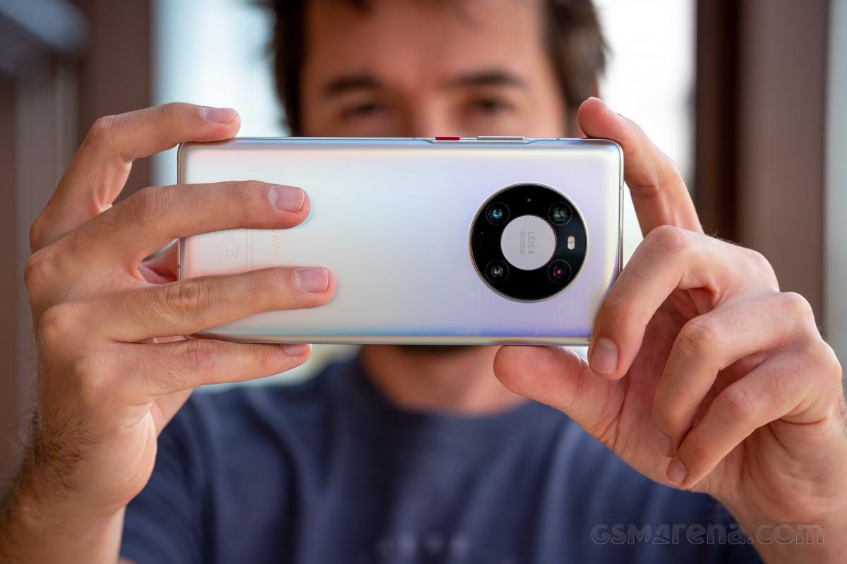 لنز مایع برای دوربین پرچمداران هوآوی