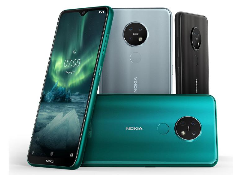 اندروید 11 برای گوشیهای Nokia