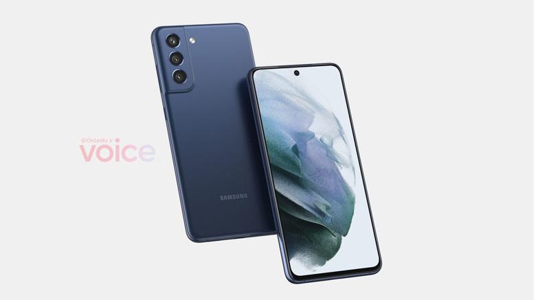 گوشی موبایل سامسونگ Galaxy S21 FE-2