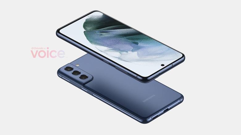 گوشی موبایل سامسونگ Galaxy S21 FE-3