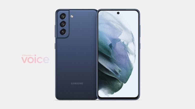 گوشی موبایل سامسونگ Galaxy S21 FE-4