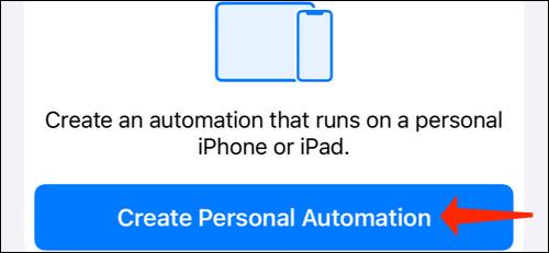 غیرفعال کردن اعلانهای برنامه Shortcuts در آیفون