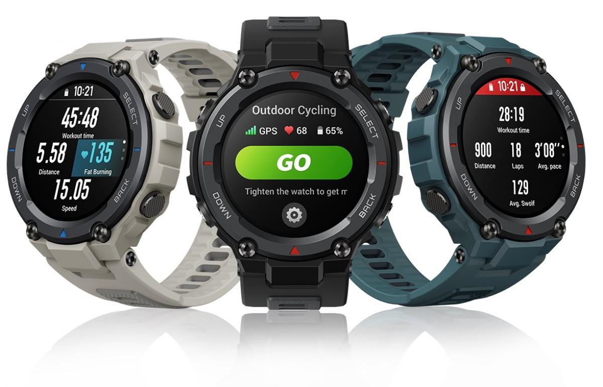 ساعت هوشمندAmazfit T-Rex Pro