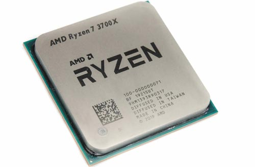 پردازنده AMD Ryzen 7
