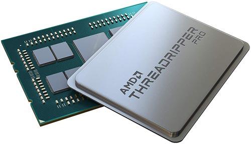 پردازنده AMD Ryzen Threadripper Pro