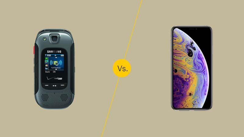 تفاوت بین گوشی ساده و گوشی هوشمند