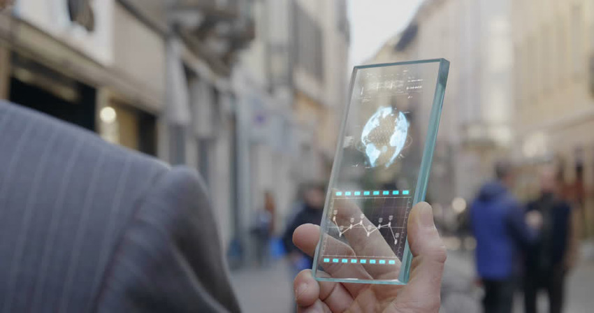 گوشیهای هوشمند آینده در سال 2021