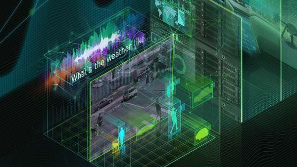 پردازنده گرافیکی برای یادگیری ماشینی
