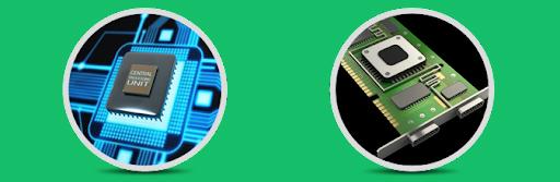 تفاوت GPU و CPU در لپتاپ