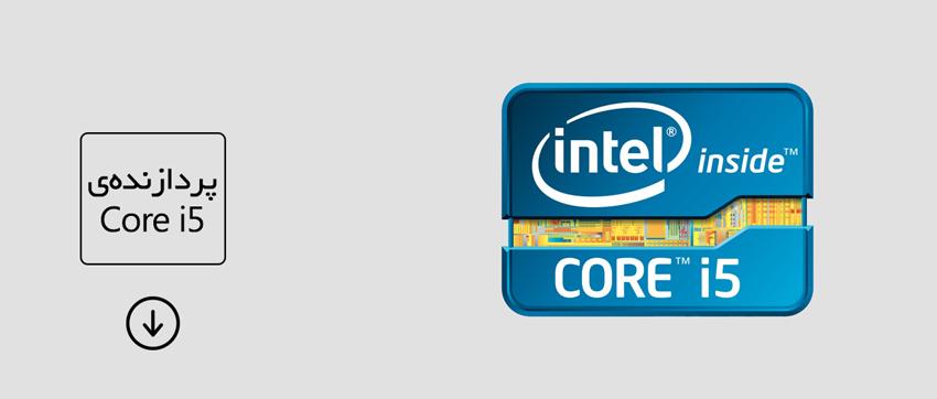 پردازنده Core i5