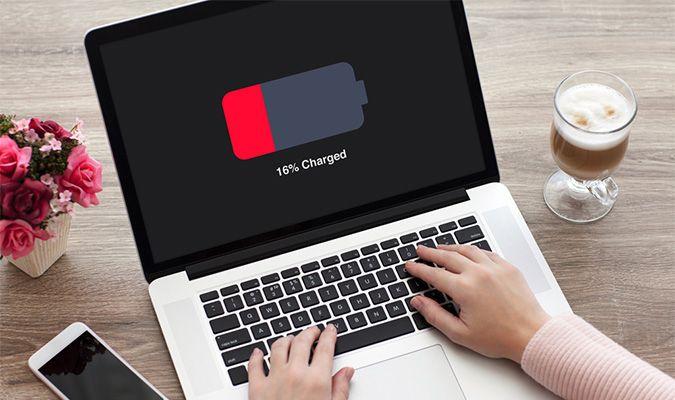 لپ تاپ با باتری خوب