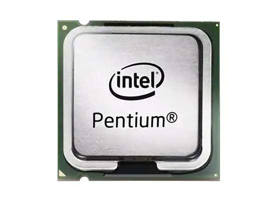 پردازندههای Intel Pentium