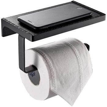 استند گوشی برای دستشویی