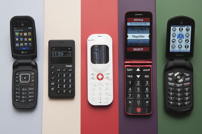 بهترین گوشیهای ساده در سال 2021