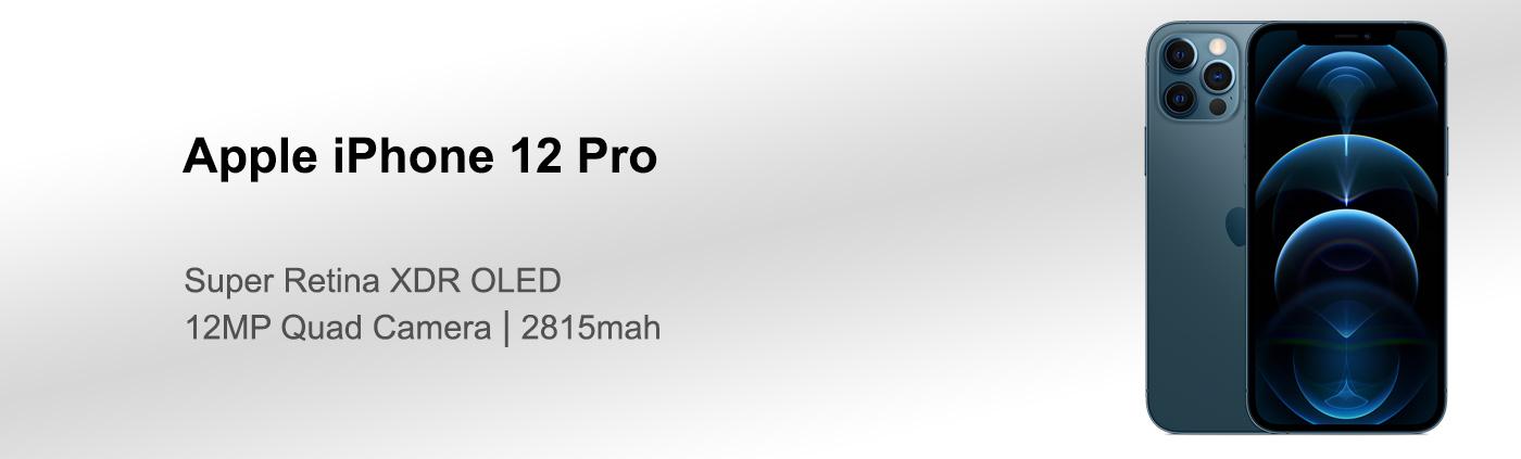 مشخصات گوشی آیفون 12 پرو با حافظه داخلی 256 گیگابایت