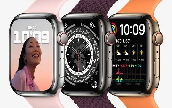 قیمت و مشخصات اپل واچ 7