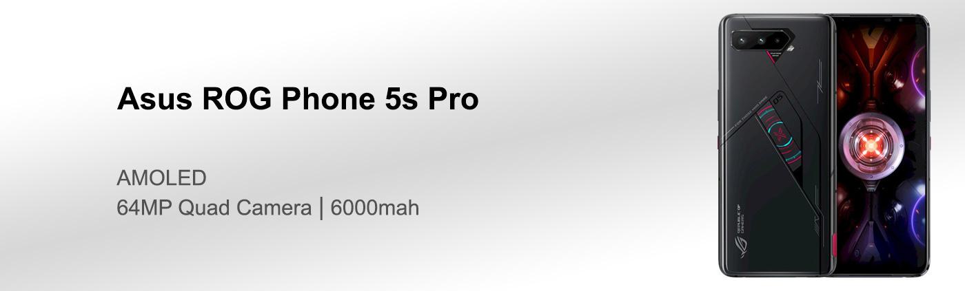 بررسی گوشی ایسوس ROG Phone 5s Pro