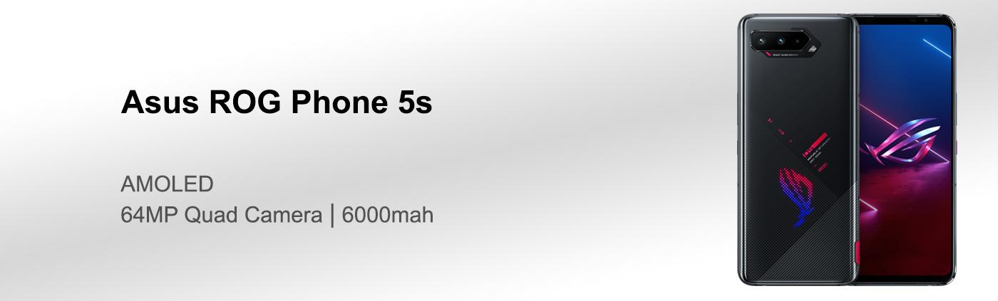 بررسی گوشی ایسوس ROG Phone 5s