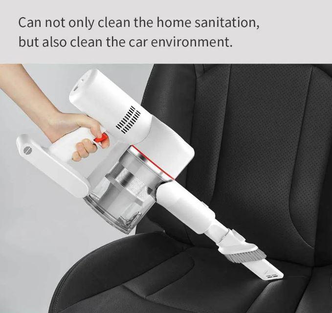 جاروبرقی شارژی شیائومی مدل Dreame V9 مناسب برای تمیزکردن خانه و ماشین