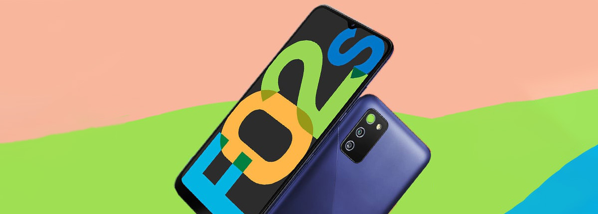 گوشی Samsung Galaxy F02s
