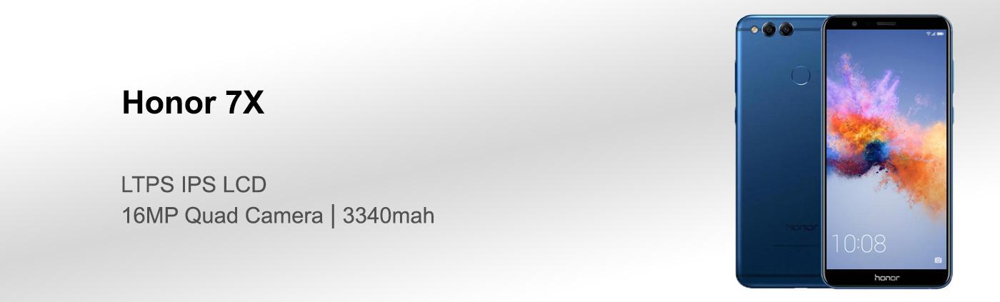 بررسی گوشی آنر 7 ایکس