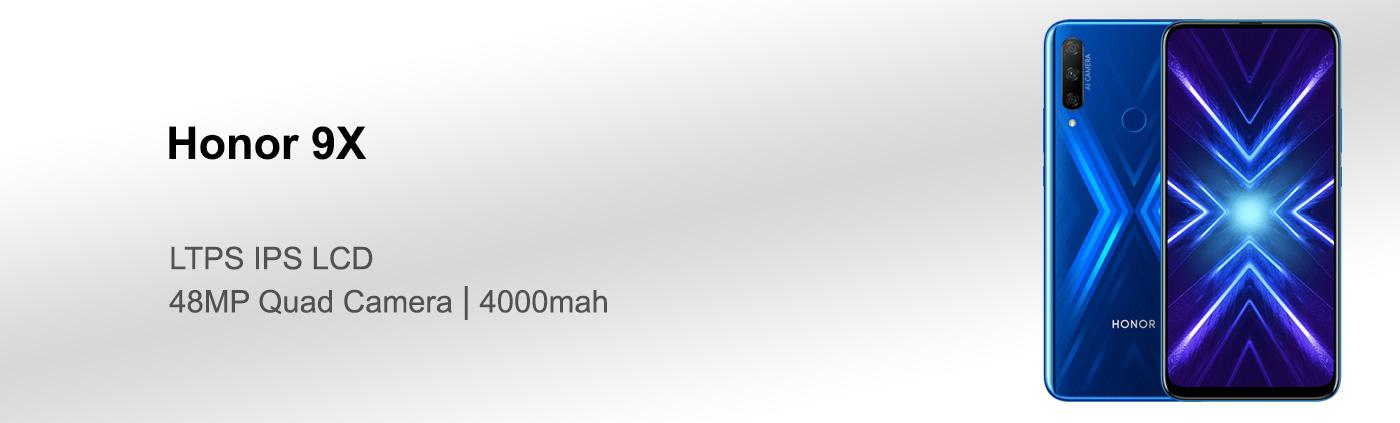 بررسی گوشی آنر 9 ایکس