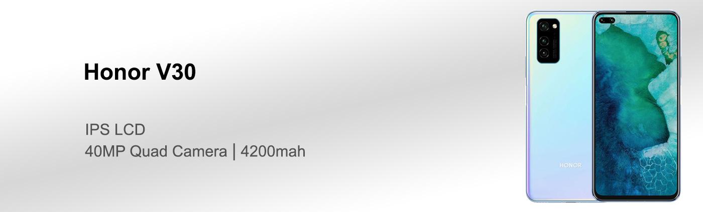 بررسی گوشی آنر V30