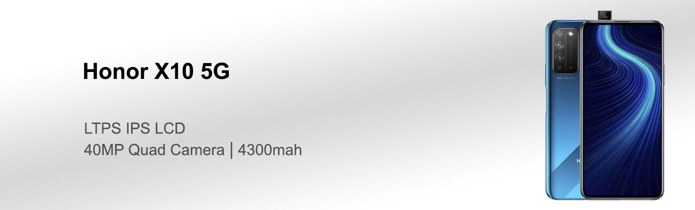 بررسی گوشی آنر X10 5G