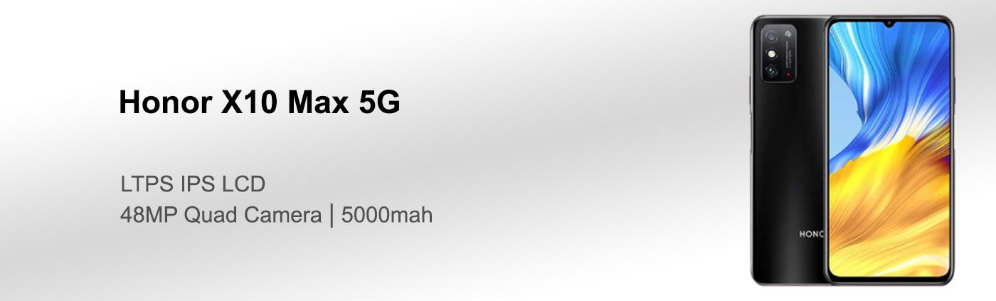 بررسی گوشی آنر X10 Max 5G