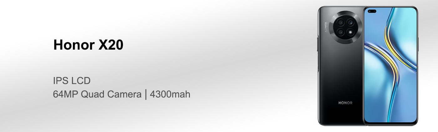 بررسی گوشی آنر X20