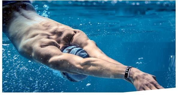 مچ بند هوشمند هواوی Huawei Band 2 Fitness Tracker با قابلیت مقاومت در برابر آب