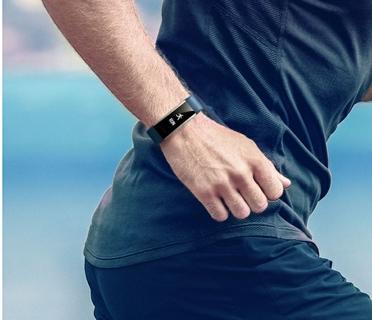 مچ بند هوشمند هواوی Huawei Band 2 Fitness Tracker با قابلیت نمایش ضربان قلب