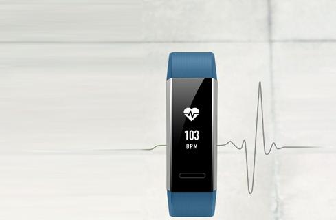 مچ بند هوشمند هواوی Huawei Band 2 Fitness Tracker با قابلیت اندازه گیری ضربان قلب