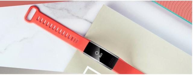 مچ بند هوشمند هواوی Huawei Band 2 Fitness Tracker مجهز به سیستم راهنمای تنفس