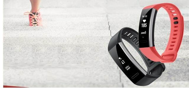 مچ بند هوشمند هواوی Huawei Band 2 Fitness Tracker مناسب برای همه سنین