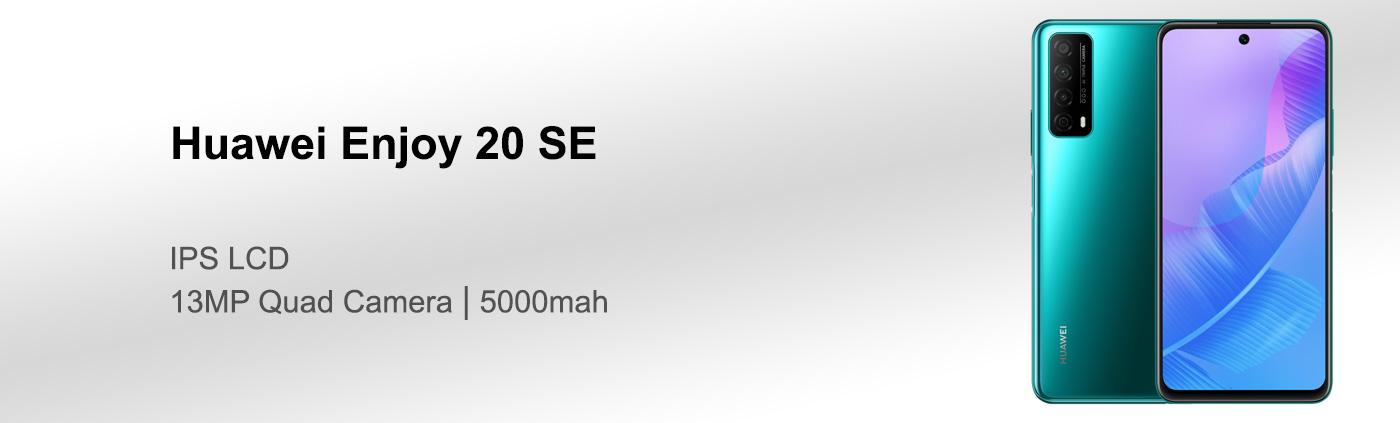 بررسی گوشی هواوی Enjoy 20 SE
