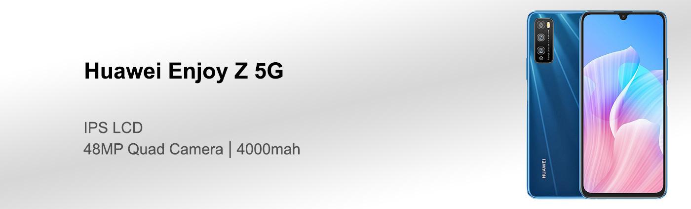 بررسی گوشی هواوی Enjoy Z 5G