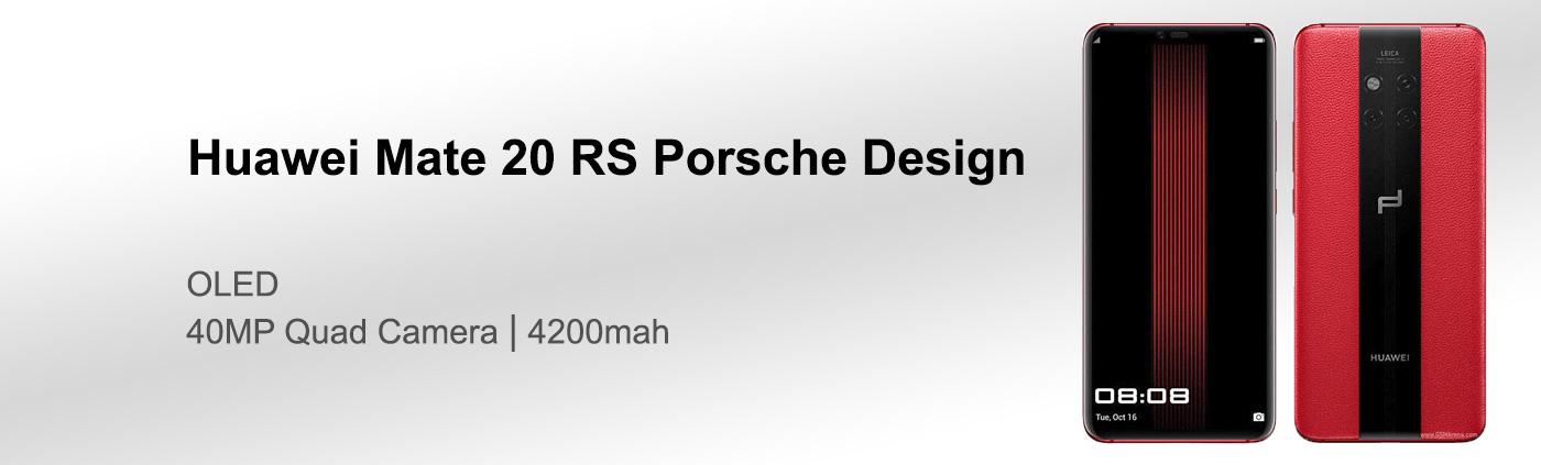 بررسی گوشی هواوی Mate 20 RS Porsche Design