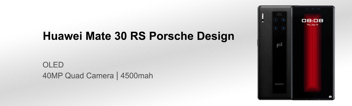 بررسی گوشی هواوی Mate 30 RS Porsche Design