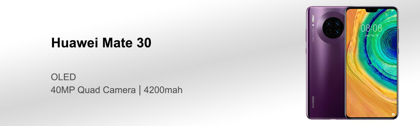 بررسی گوشی هواوی Mate 30